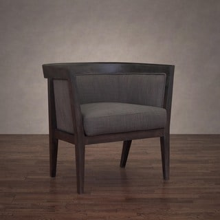 Richmond Smoke Linen Arm Chair