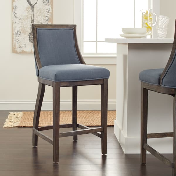 Brilliant Shop Strick Bolton Park Avenue Austria Navy Linen Counter Gmtry Best Dining Table And Chair Ideas Images Gmtryco