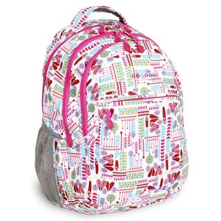 J World Cornelia Heart Factory Laptop Backpack