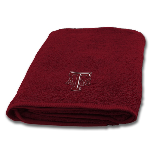 COL 929 Texas A&M Bath Towel