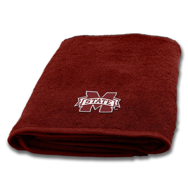 COL 929 Mississippi State Bath Towel