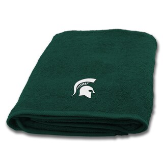 COL 929 Michigan State Bath Towel