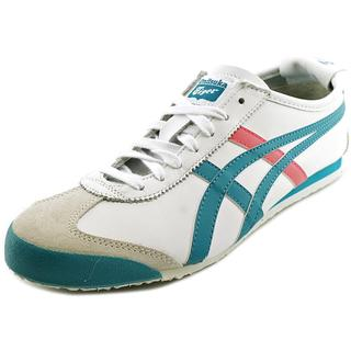 Onitsuka Tiger by Asics Women's Mexico 66 White Leather Athletic