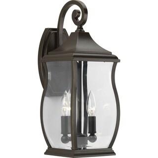 Progress Lighting P5693-108 Township 2-light Medium Wall Lantern