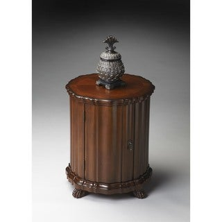 Butler Maxfield Plantation Cherry Drum Table
