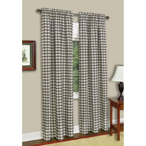 Achim Buffalo Check Panel - 42x63