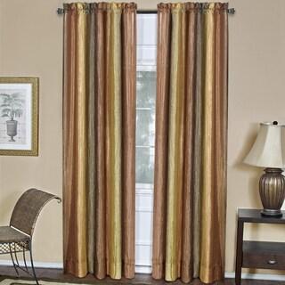 Achim Ombre Multicolored Single Curtain Panel