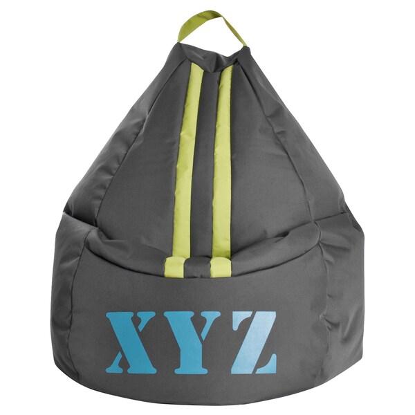 Shop Sitting Point Oxford Fabric Xyz Extra Large Bean Bag