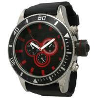 Olivia Pratt Men's Chronograph 3-dial Sports Watch