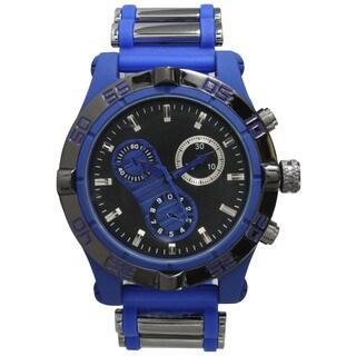 Olivia Pratt Men's 3-dial Chronograph Sports Watch (2 options available)