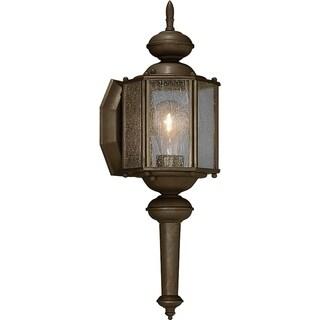 Progress Lighting P5773-20 Roman Coach 1-light Wall Lantern