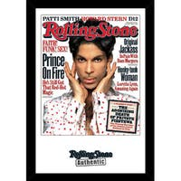 Prince Print with Contemporary Poster Frame