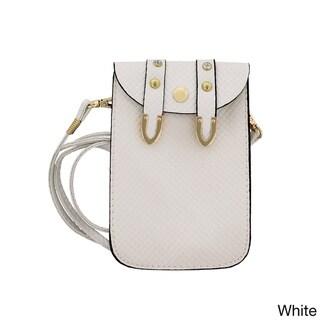 MoDA Cellphone/Travel Document Mini Crossbody Handbag