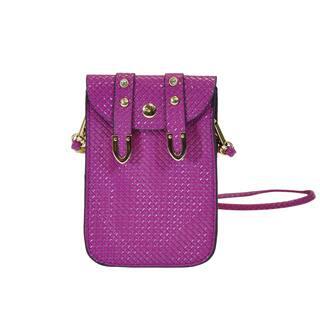 MoDA Cellphone/Travel Document Mini Crossbody Handbag|https://ak1.ostkcdn.com/images/products/12061676/P18931011.jpg?impolicy=medium