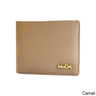 MoDA Mini Slim Bifold Multifunctional Credit Card Wallet (3 options available)