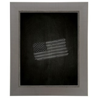 American Made Rayne Silver Swift Blackboard/Chalkboard