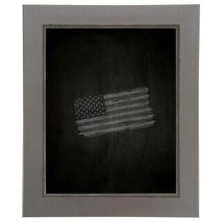 American Made Rayne Silver Swift Blackboard/Chalkboard