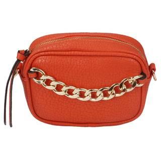 MoDA Women's Faux Leather Mini All-in-one Wristlet Clutch