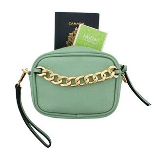 MoDA Women's Faux Leather Mini All-in-one Wristlet Clutch|https://ak1.ostkcdn.com/images/products/12061797/P18931122.jpg?_ostk_perf_=percv&impolicy=medium