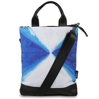 J World Jill x Fashion Canvas Travel Tote Bag