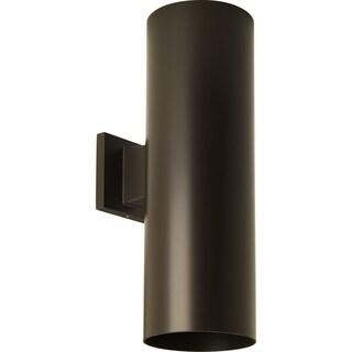 Progress Lighting P5642-20 Cylinder 2-light Wall Lantern