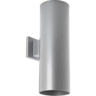 Progress Lighting P5642-82 Cylinder 2-light Wall Lantern