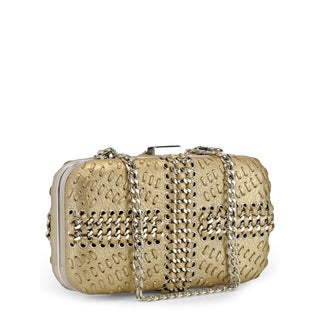 Jasbir Gill Women's Gold JG-268 Clutch (India)