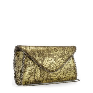 Jasbir Gill Women's Bronze JG-276 Clutch (India)