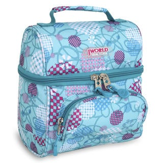 J World Corey Dandelion Double Decker Lunch Bag