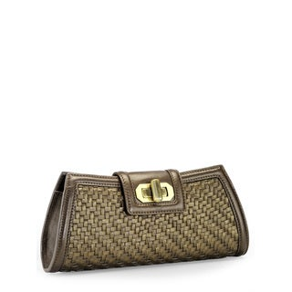 Jasbir Gill Women's Bronze JG-292 Clutch (India)