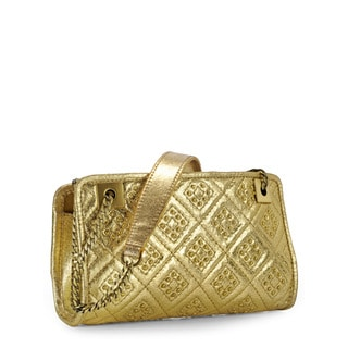 Jasbir Gill Women's Gold JG-282 Clutch (India)