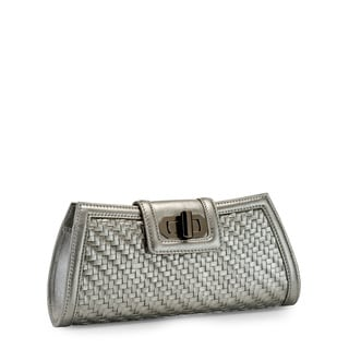 Jasbir Gill Women's Gunmetal JG-291 Clutch (India)
