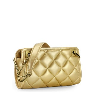 Jasbir Gill Women's Gold JG-278 Clutch (India)