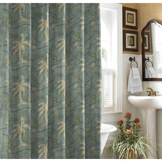 Tommy Bahama Island Song Shower Curtain