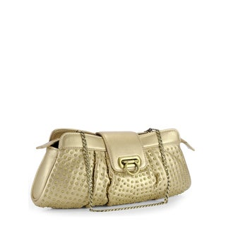 Jasbir Gill Women's Gold JG-271 Clutch (India)
