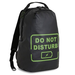 J World Funpack 'Do Not Disturb' Backpack