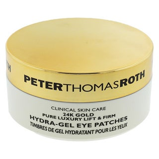Peter Thomas Roth 24K Gold Lift & Firm Hydra-Gel Eye Patches (Pack of 60)