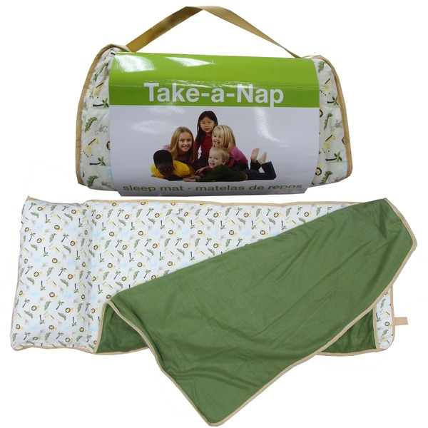 Preschool Nap Mat - Green