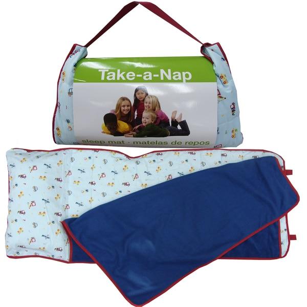 Preschool Nap Mat - Blue