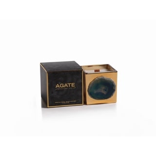 Agate Scented Candle Jar - La Sardaigne (Set of 2)