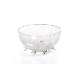 Large Hedgehog Glass Bowl (Set of 4)