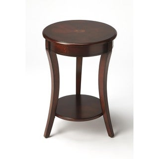 Handmade Butler Holden Plantation Cherry End Table (China)