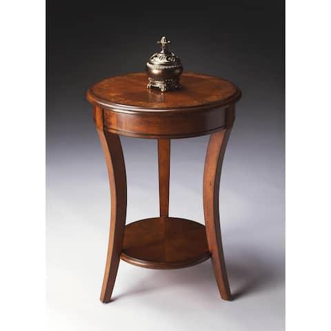 Handmade Butler Holden End Table