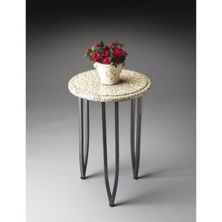 Butler Metal Accent Table