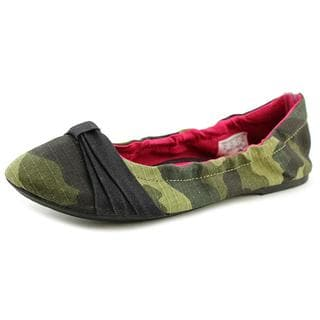 Keen Women's Cortona Bow CVS Green Textile Basic Casual Shoes