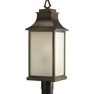 Progress Lighting P5453-108 Salute 1-light Post Lantern