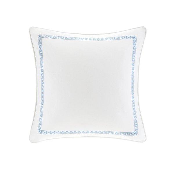 Echo Design™ Painted Paisley Cream Cotton Euro Sham