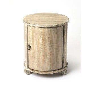 Butler Lawrie Driftwood Drum Table