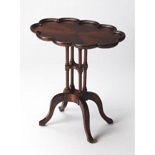 Handmade Butler Lloyd Plantation Cherry Oval End Table (China)