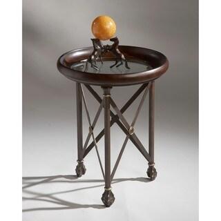 Handmade Butler Richton Transitional End Table